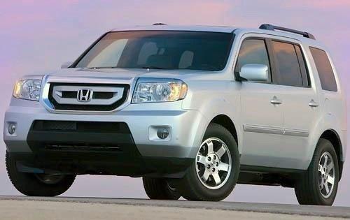 Honda Pilot II 2008 - 2011 SUV 5 door #1
