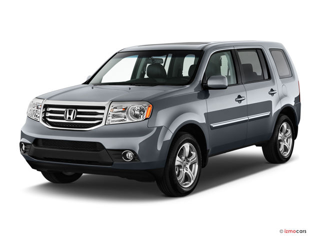 Honda Pilot III 2015 - now SUV 5 door #6