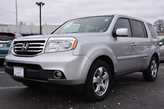 Honda Pilot III 2015 - now SUV 5 door #3