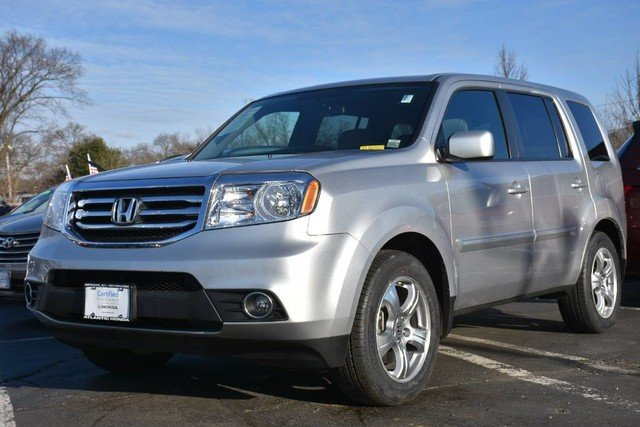 Honda Pilot III 2015 - now SUV 5 door #2