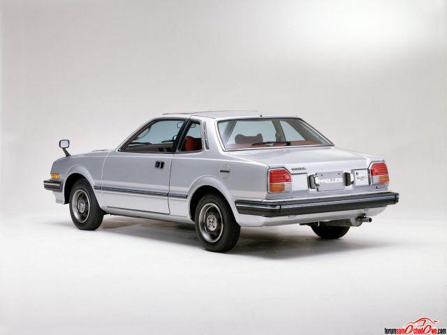 Honda Prelude I 1978 - 1982 Coupe #3