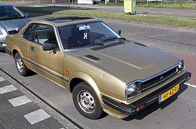 Honda Prelude I 1978 - 1982 Coupe #1