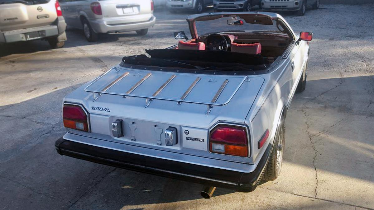 Honda Prelude I 1978 - 1982 Coupe #4