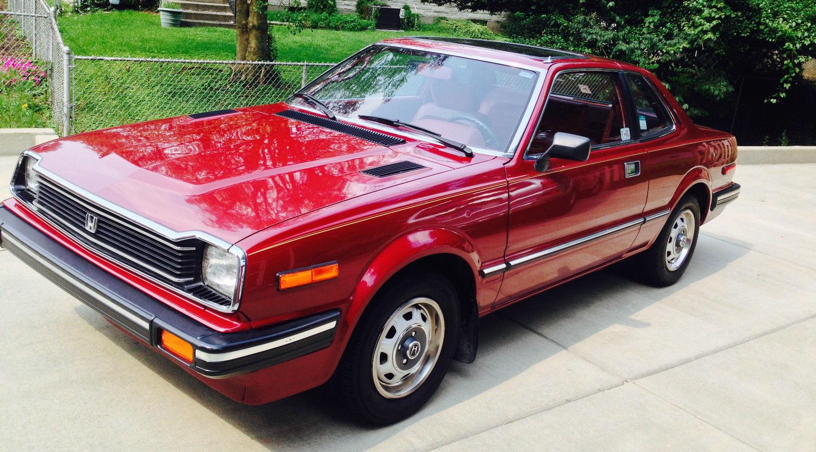 Honda Prelude I 1978 - 1982 Coupe #5