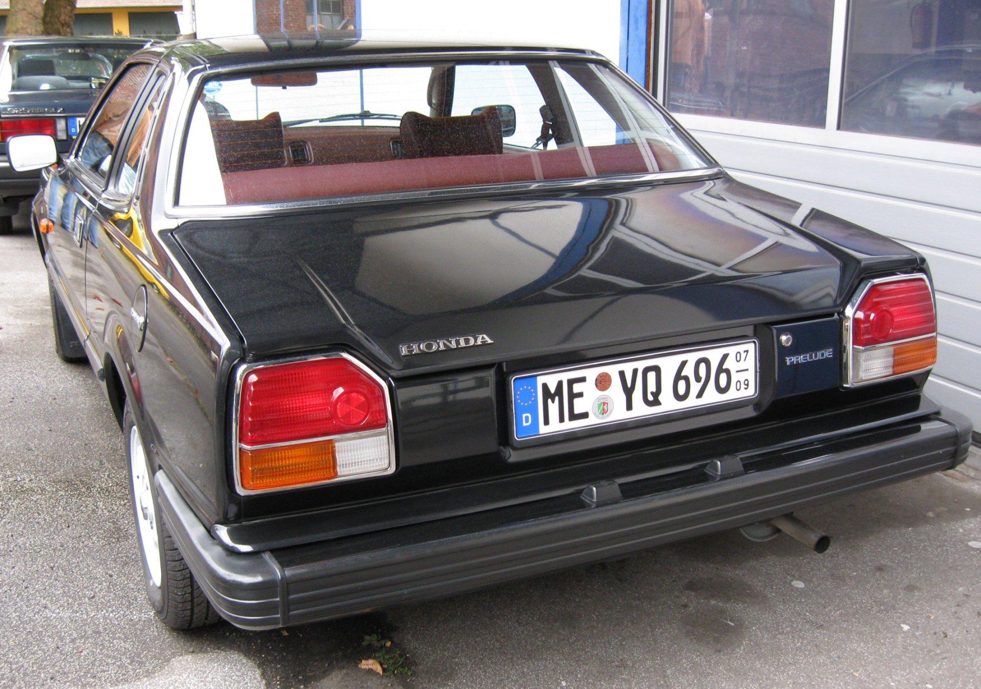 Honda Prelude I 1978 - 1982 Coupe #6