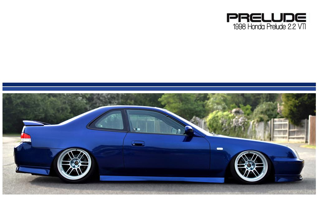 Honda Prelude V 1996 - 2001 Coupe :: OUTSTANDING CARS