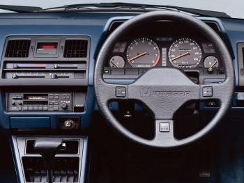 Honda Quint II 1985 - 1989 Sedan #8