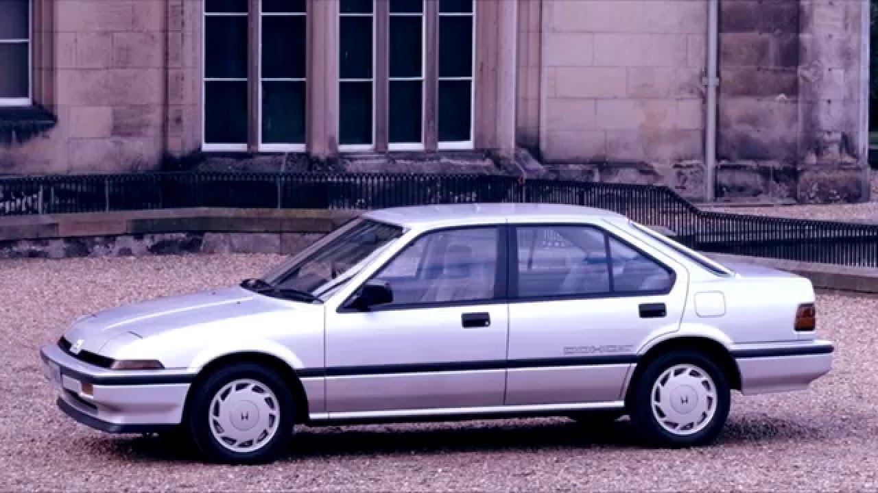 Honda Quint II 1985 - 1989 Sedan #5