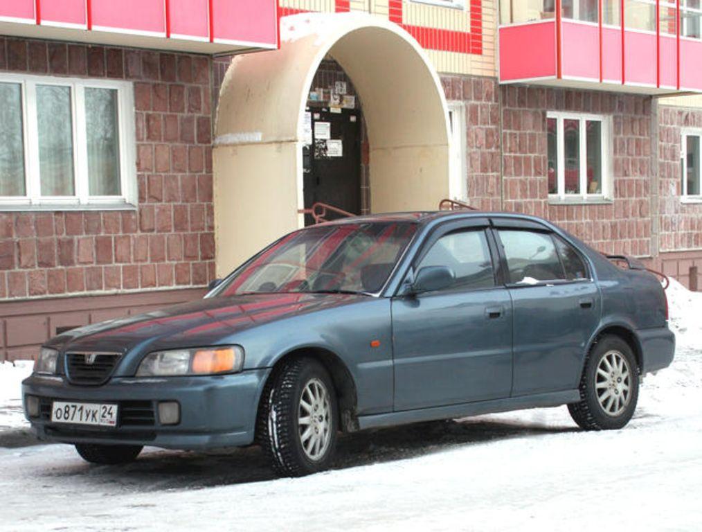 Honda Rafaga 1993 - 1997 Sedan #5