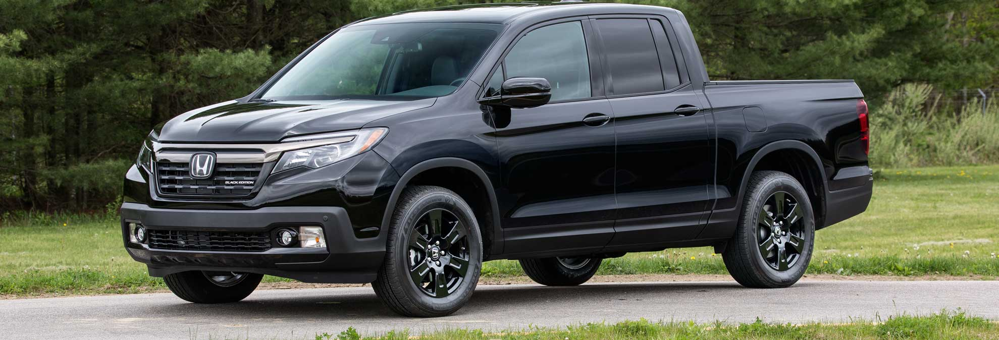 Honda Ridgeline II 2016 - now Pickup #7