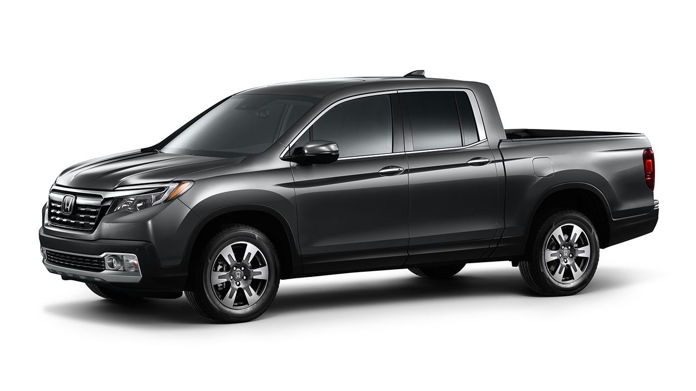 Honda Ridgeline II 2016 - now Pickup #8