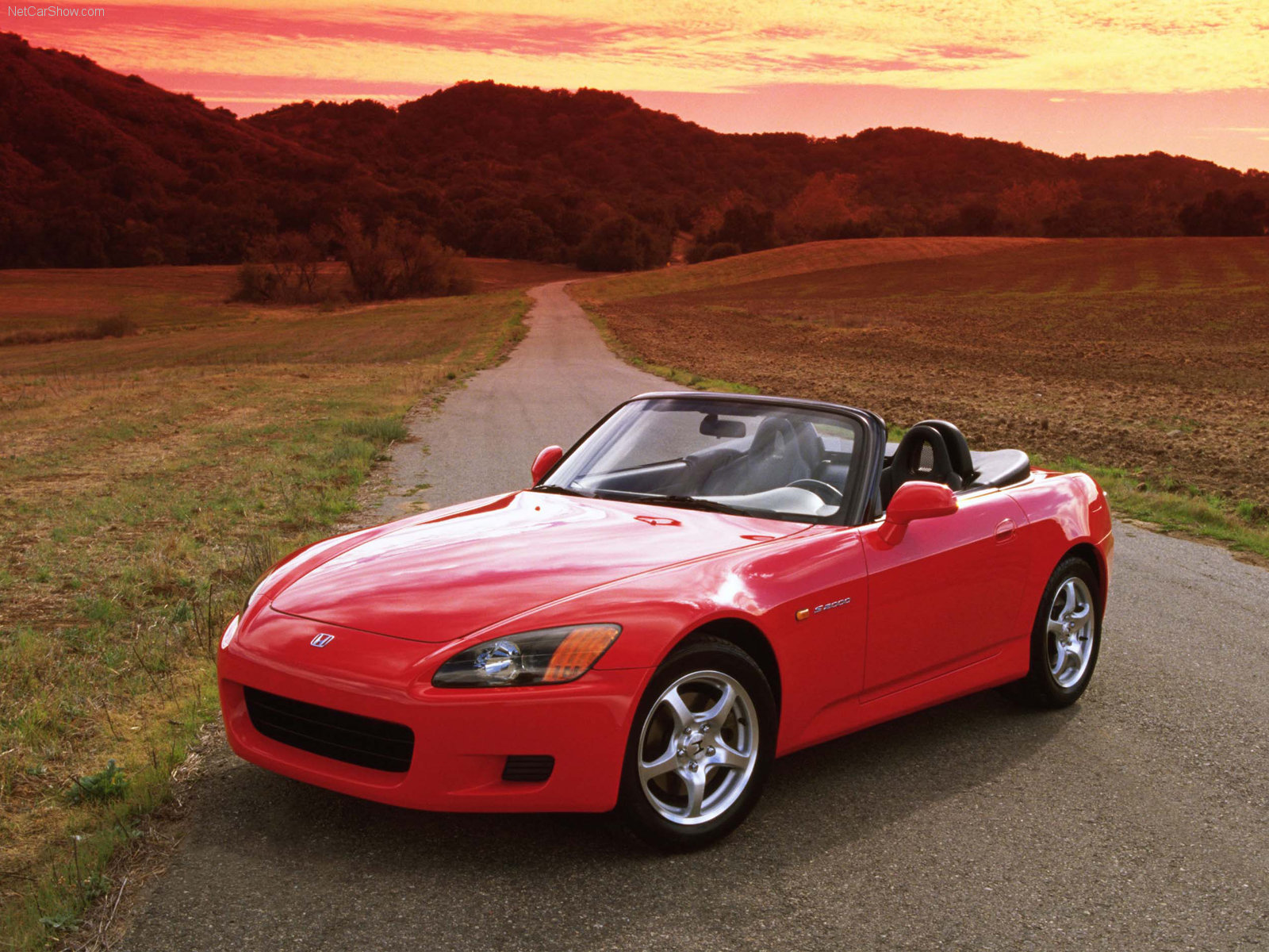 Honda S2000 I Restyling (AP2) 2003 - 2009 Cabriolet :: OUTSTANDING CARS