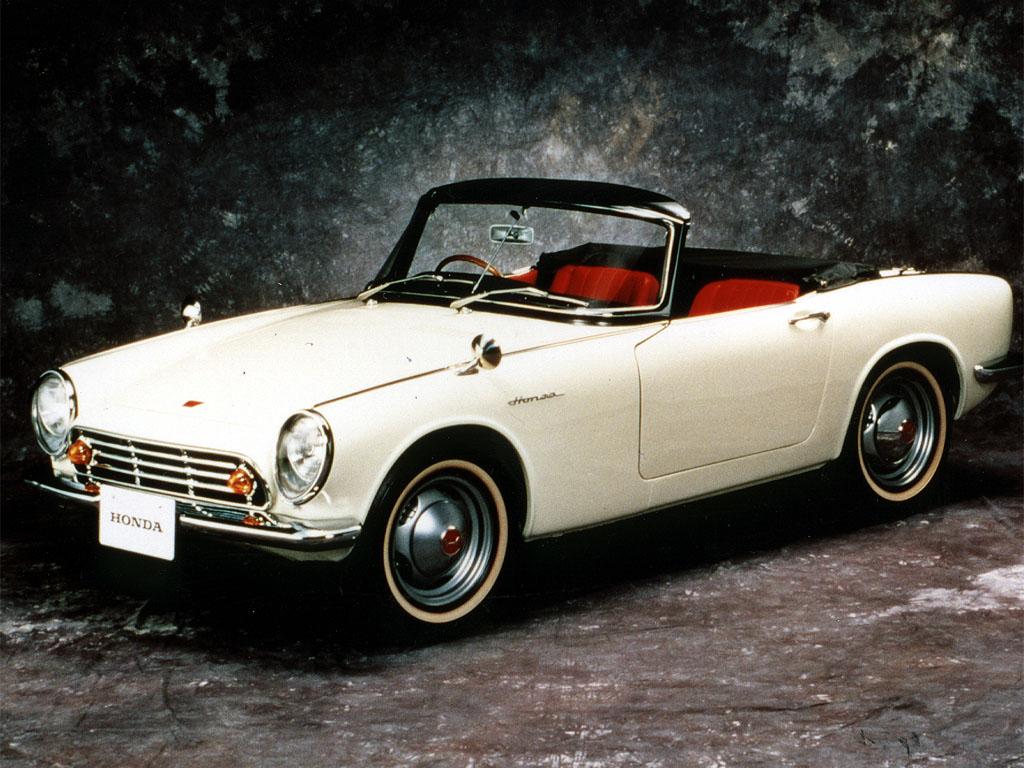 Honda S500 I 1963 - 1964 Cabriolet #3