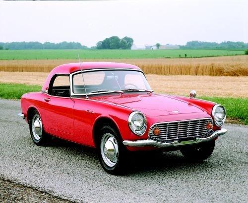 Honda S500 I 1963 - 1964 Cabriolet #5