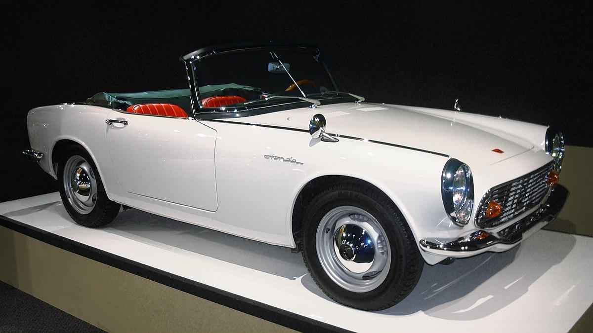 Honda S600 I 1964 - 1966 Cabriolet #8