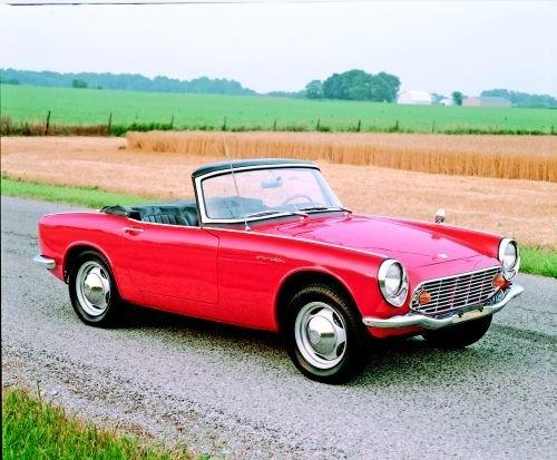 Honda S500 I 1963 - 1964 Cabriolet #6