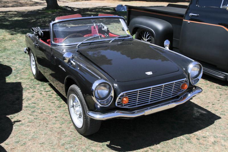 Honda S600 I 1964 - 1966 Cabriolet #7