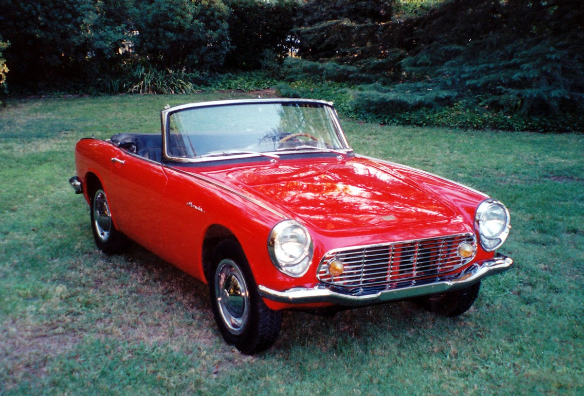 Honda S600 I 1964 - 1966 Cabriolet #6
