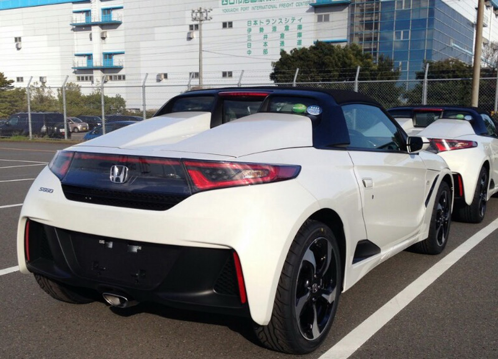 Honda S660 2015   Now Roadster #7