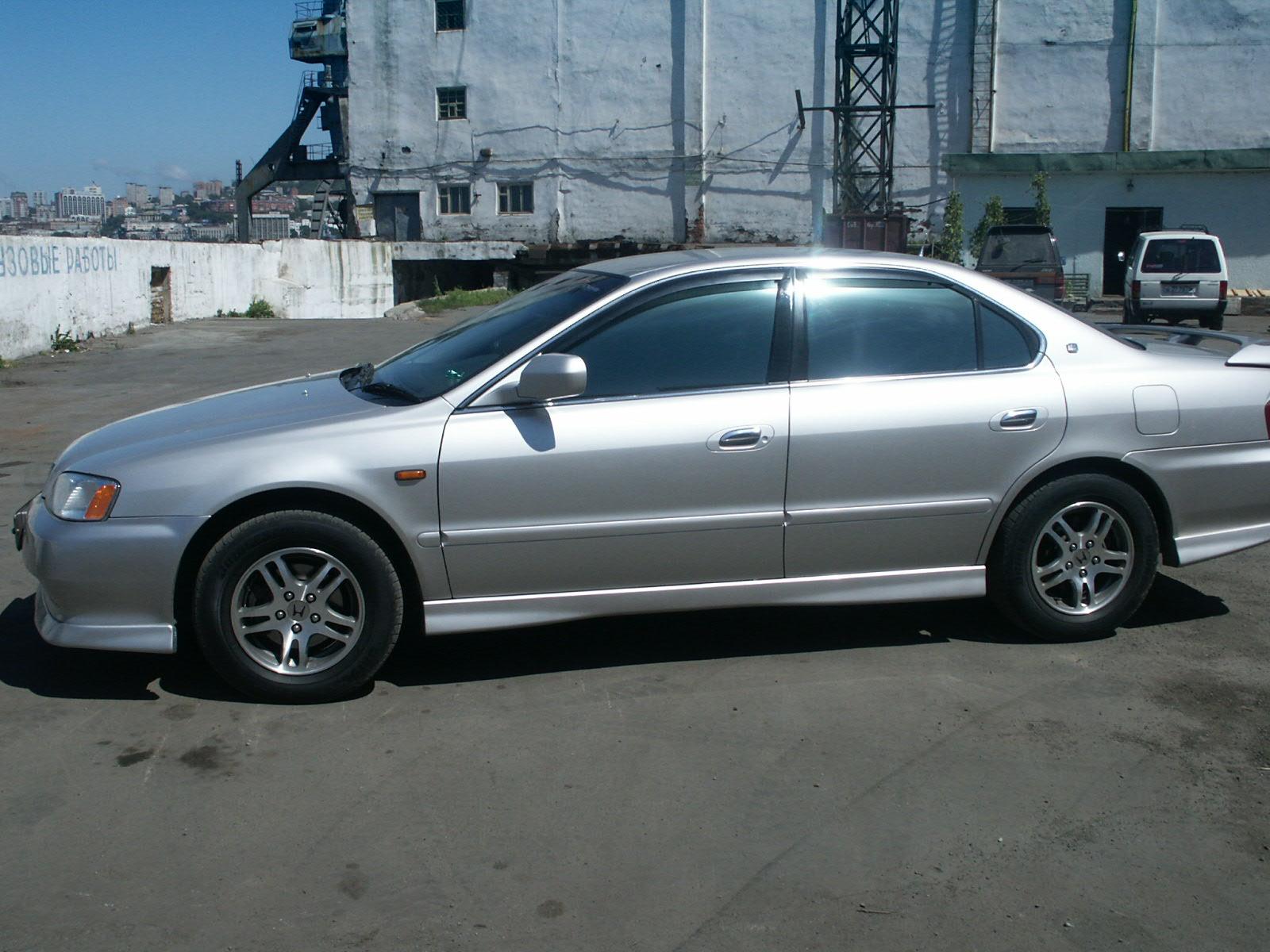 Honda Saber I 1995 - 1998 Sedan #3