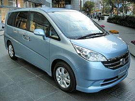 Honda Stepwgn IV 2009 - 2015 Compact MPV #6