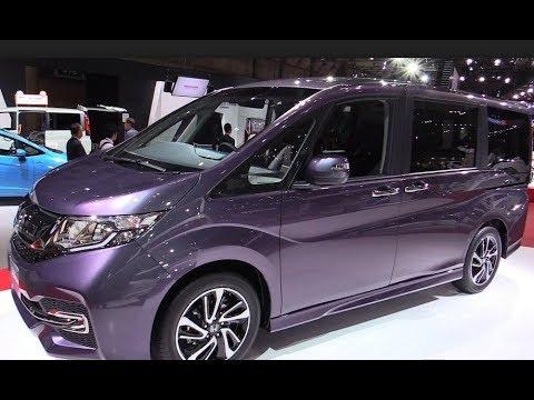 Honda Stepwgn V Restyling 2017 - now Minivan #7