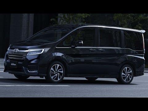 Honda Stepwgn V Restyling 2017 - now Minivan #3