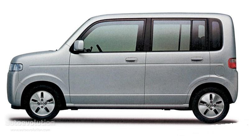 Honda That'S 2002 - 2007 Hatchback 5 door #4