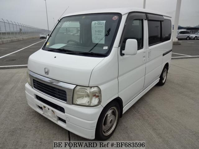 Honda Vamos 1999 - now Microvan #4