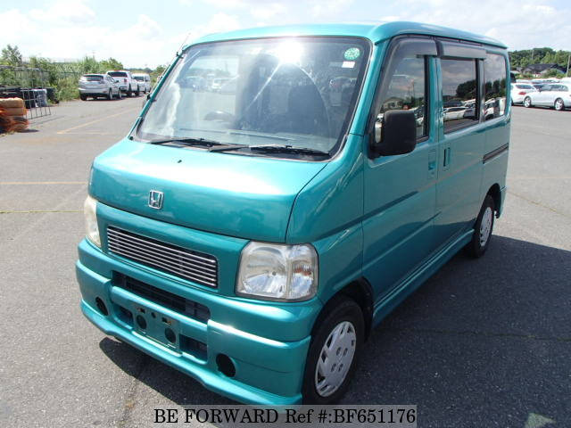 Honda Vamos 1999 - now Microvan #2