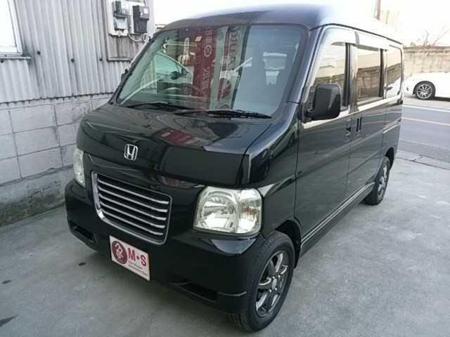 Honda Vamos 1999 - now Microvan #3