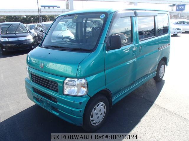 Honda Vamos 1999 - now Microvan #6
