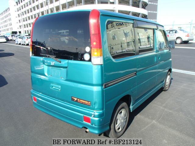 Honda Vamos 1999 - now Microvan #1