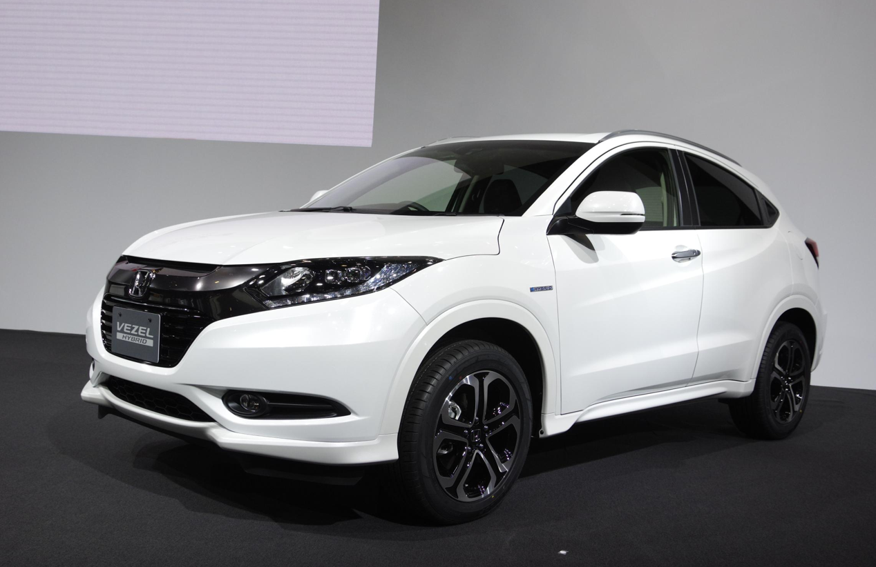 Honda Vezel 2013