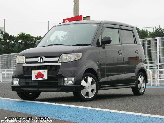 Honda Zest 2006 - 2012 Hatchback 5 door #5