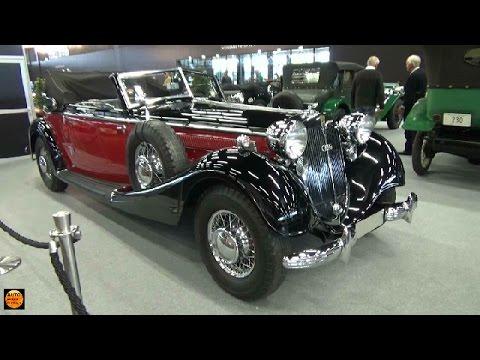 Horch 830 1933 - 1940 Cabriolet #8