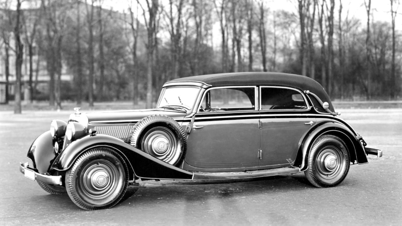 Horch 830 1933 - 1940 Sedan #6