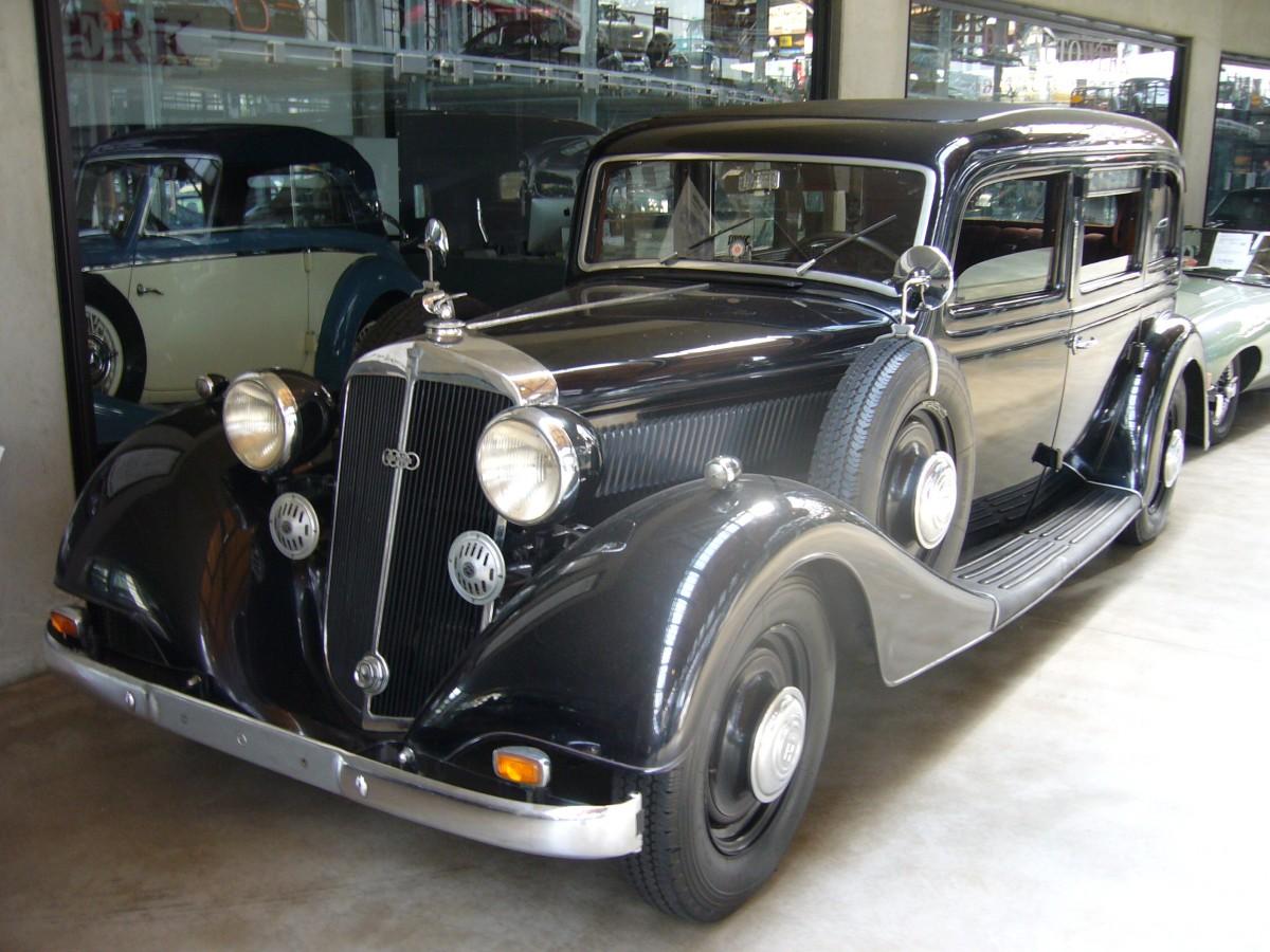 Horch 830 1933 - 1940 Cabriolet #4