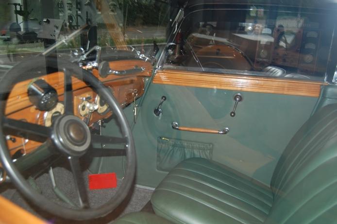 Horch 830 1933 - 1940 Cabriolet #3