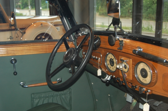 Horch 830 1933 - 1940 Cabriolet #2