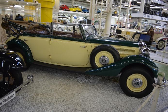 Horch 830 1933 - 1940 Sedan #2