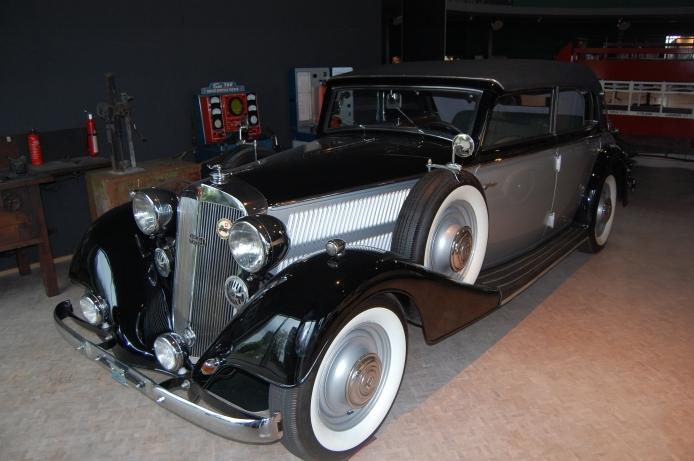 Horch 830 1933 - 1940 Sedan #3