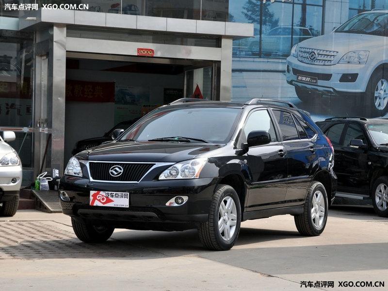 HuangHai Landscape 2007 - now SUV 5 door #1