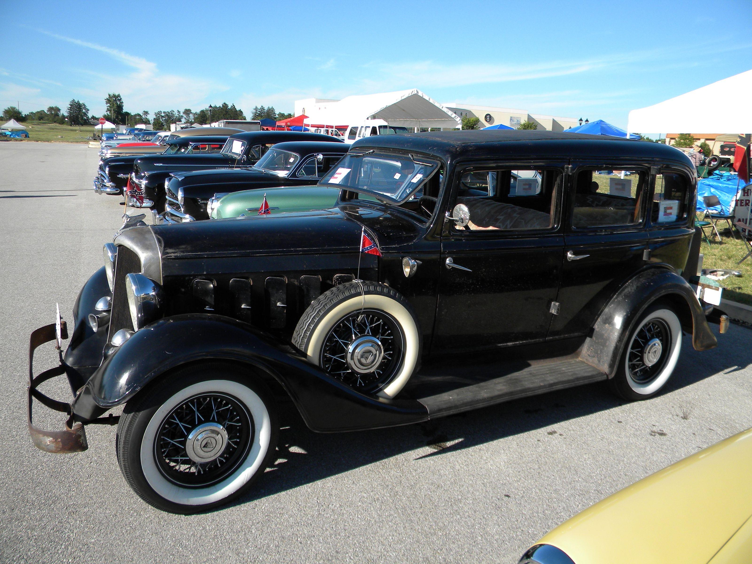 Hudson Deluxe Eight 1934 - 1937 Sedan #1