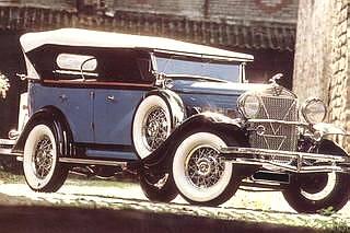 Hudson Super Six 1916 - 1928 Sedan #7