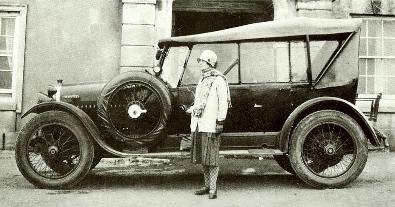 Hudson Super Six 1916 - 1928 Sedan #5