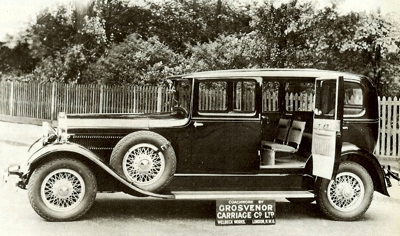Hudson Super Six 1916 - 1928 Sedan #2