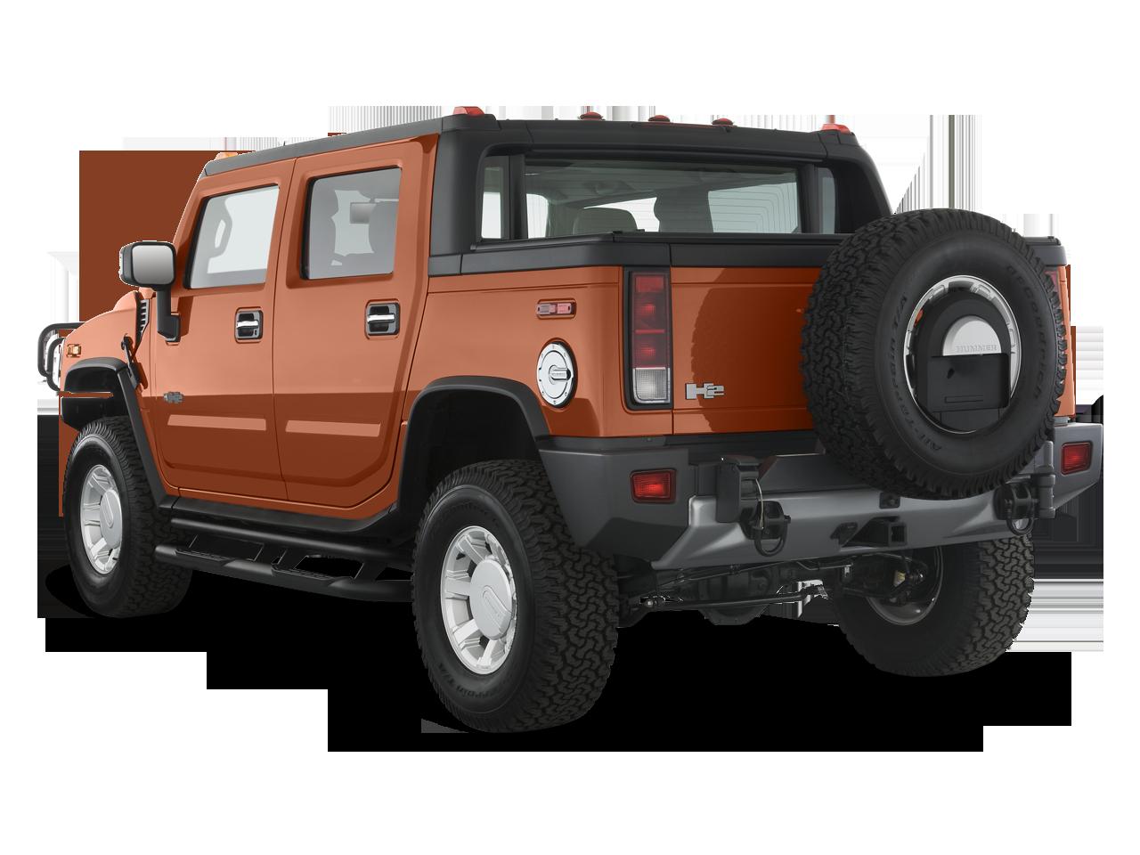 Hummer H2 2002 - 2009 SUV 5 door :: OUTSTANDING CARS