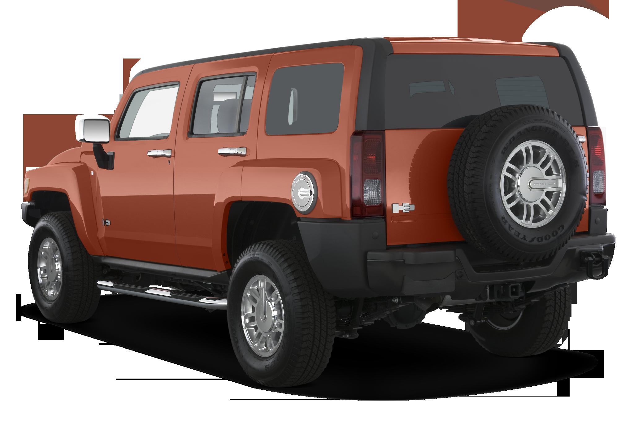 Hummer H3 2005 - 2010 SUV 5 door :: OUTSTANDING CARS