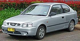 Hyundai Accent II 1999 - 2003 Hatchback 3 door #8